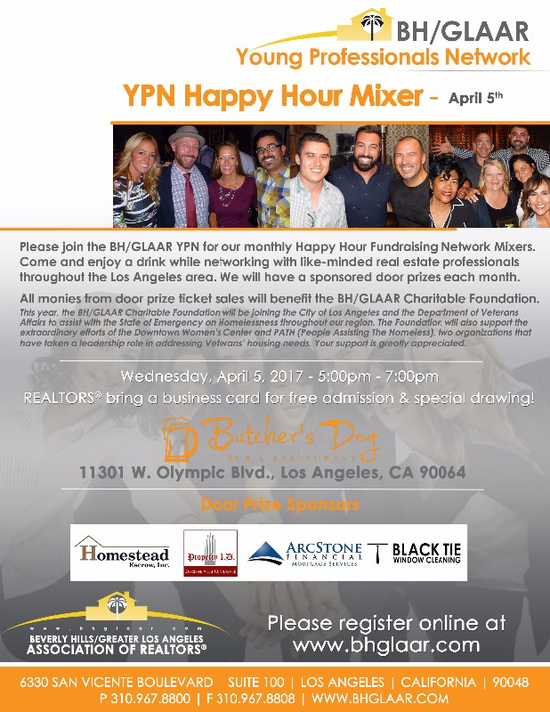 Ypn happy hour mixer butchers dog event on bhglaar reheart Image collections